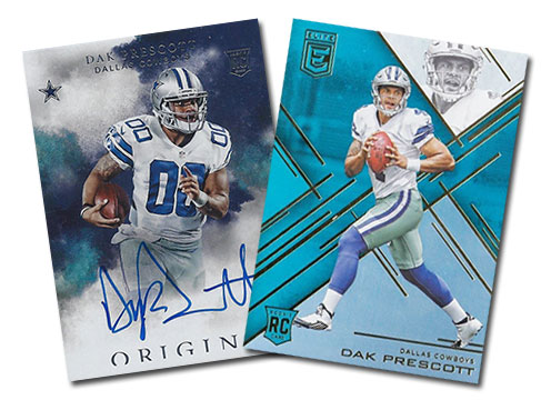 Most Valuable Dak Prescott Rookie Cards Ranked