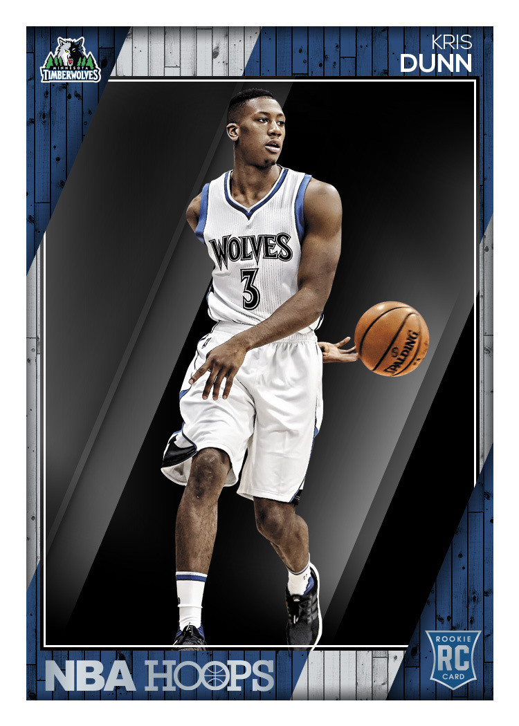 2016 17 Panini Nba Hoops Checklist