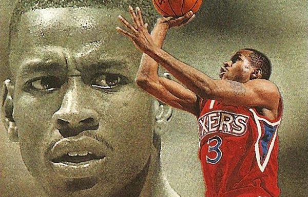Ranking The Most Valuable Allen Iverson Rookie Cards