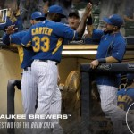 492 Milwaukee Brewers