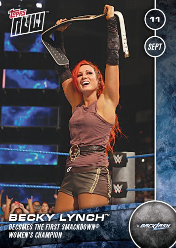 WWE Women's Trading Card Evolution - Beckett Pricing Insider