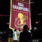16 Cleveland Cavaliers