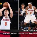 36 New York Knicks