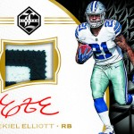 2016 Panini Limited Football Rookie Patch Autographs Variations
