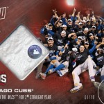 572 Chicago Cubs Relic /10