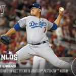 576 Julio Urias