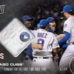 615 Chicago Cubs Relic /99