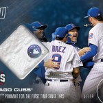 615 Chicago Cubs Relic /49