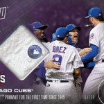 615 Chicago Cubs Relic /25