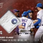 615 Chicago Cubs Relic /10