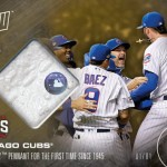 615 Chicago Cubs Relic 1/1