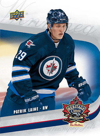 best website a27e7 bb00c Upper Deck creates promo sets for the NHL Heritage Classic