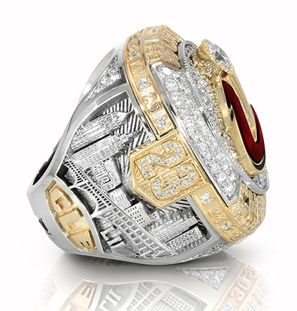 Cleveland Cavaliers 2016 Nba Championship Rings Story