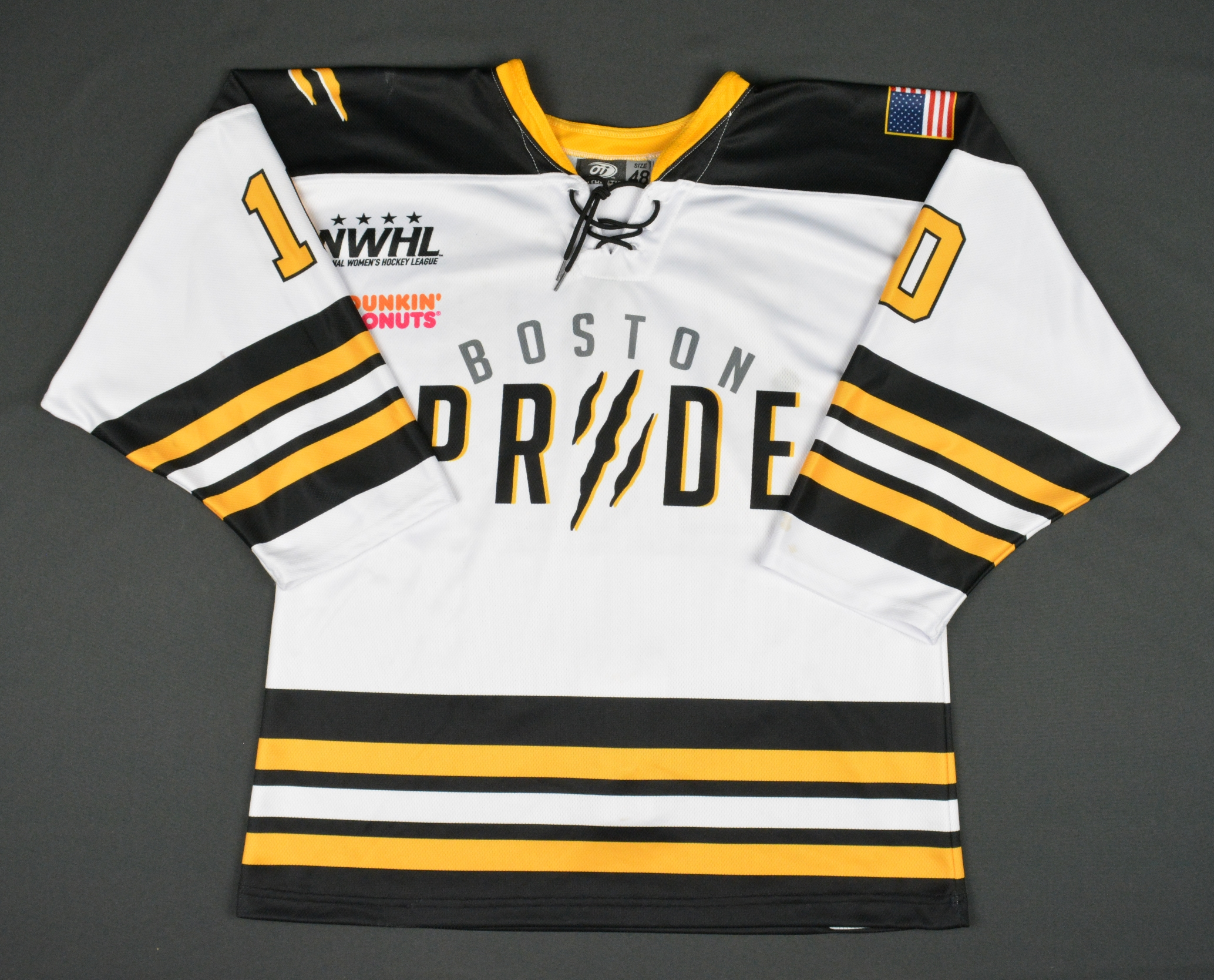 NWHL game-used jerseys to be offered via MeiGray 972c66e11a9