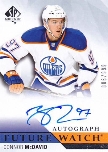 Most Valuable Connor Mcdavid Rookie Card Countdown