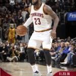124 LeBron James