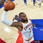 7- LeBron James