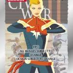 2016 Upper Deck Marvel Annual Base