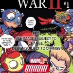 2016 Upper Deck Marvel Annual Covers
