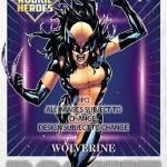 2016 Upper Deck Marvel Annual Hero Rookie