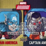 2016 Upper Deck Marvel Annual Patch