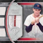2017 Topps Museum Collection Baseball Primary Pieces