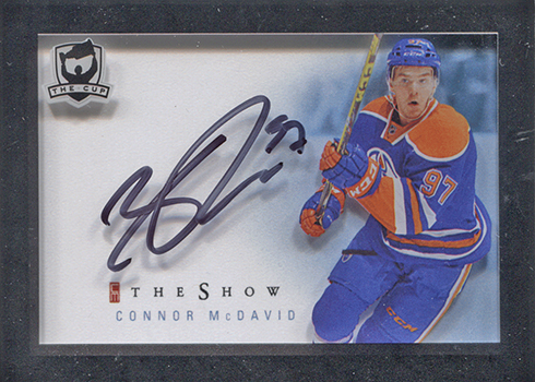 2015 16 Upper Deck The Cup Connor Mcdavid Gallery