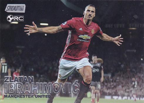 2016-17 Topps Stadium Club Premier League Contact Sheet #CS-18 Saido Berahino