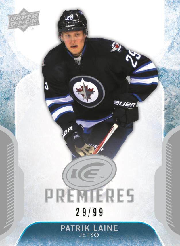 2016-17 Upper Deck Ice Hockey Hobby 10-Box Case