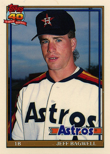 Ultimate Guide To Jeff Bagwell Rookie Cards And More