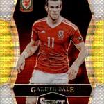 2016-17 Select Soccer Multi Color Prizm Gareth Bale