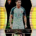 2016-17 Select Soccer Multi Color Prizm Ronaldo