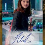 2017 Topps Doctor Who Signature Series Jenna Coleman Autograph
