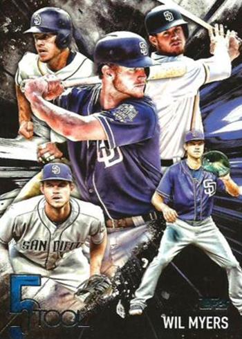 2017 Topps Series 1 Baseball Checklist Details Release Date