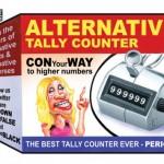 1 Alternative Tally Counter