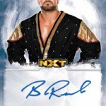 2017 Topps WWE Undisputed Undisputed Autographs Bobby Roode