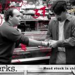 2017 Upper Deck Clerks Base 37
