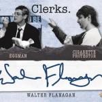 2017 Upper Deck Clerks Walt Flanagan Autograph