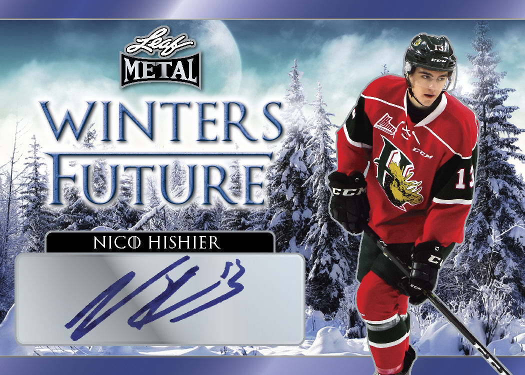 55273d303 Leaf signs exclusive deal with NHL prospect Nico Hischier