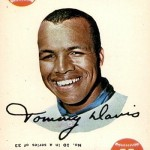 1968 Topps Game 10 Tommy Davis