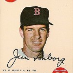 1968 Topps Game 14 Jim Lonborg
