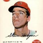1968 Topps Game 15 Steve Hargan