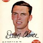 1968 Topps Game 16 Dean Chance