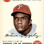 1968 Topps Game 20 Tony Gonzalez