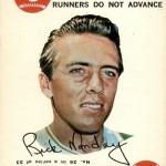 1968 Topps Game 26 Rick Monday