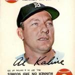 1968 Topps Game 27 Al Kaline