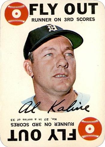 1968 Topps Game 27 Al Kaline Beckett News
