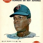 1968 Topps Game 29 Rod Carew