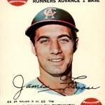 1968 Topps Game 33 Jim Fregosi