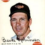 1968 Topps Game 9 Brooks Robinson